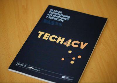 Plan de Tecnologías de TECH4CV