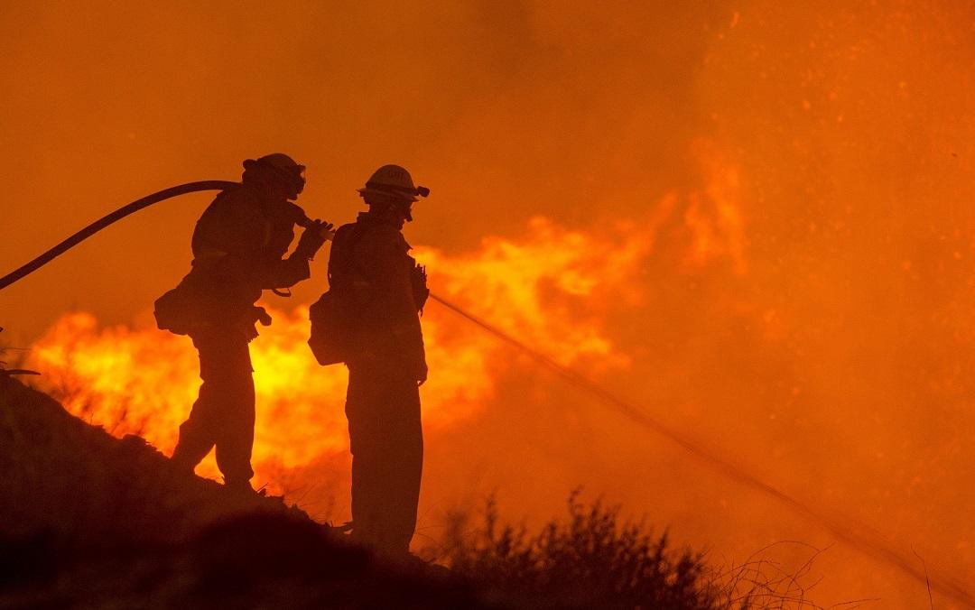 Misión 14: Reducción y control de incendios forestales